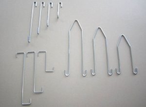 "Custom Made ""S"" Hooks"