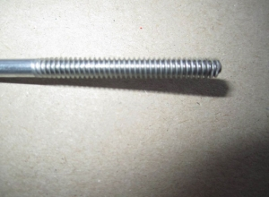 CNC Formed Threaded Rods